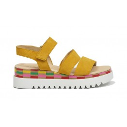 Gabor 44.660.13 Women Sandal - Yellow