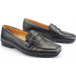 Gabor slip-on 74.181.27 black leather