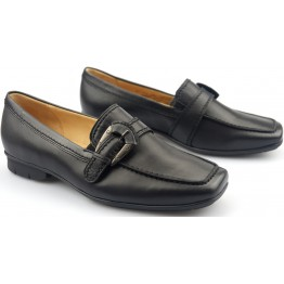 Gabor slip-on 85.301.27 black leather