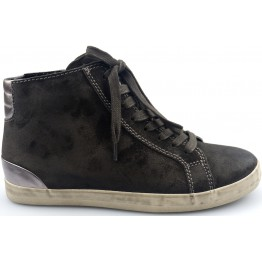 Gabor 96.425.49 dark grey suede