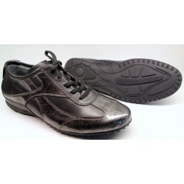 Gabor sneakers 72.578.51 black and black patent leather