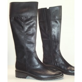 Gabor boots 72.776.57 black leather