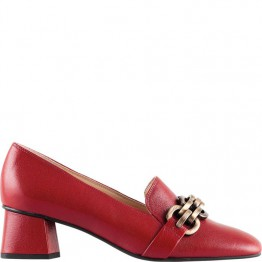 Högl pumps ANNIE 0-105410-8300 cherry smooth leather