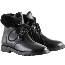 Högl ankle boots Cuddly 0-101613-0100 black smooth leather