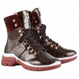 Högl ankle boots HitchHiker 8-106325-7000 bronze leather
