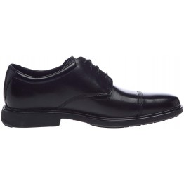 Clarks ENERGISE ALL black leather