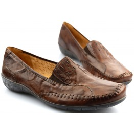 Gabor 82.516.24 brown leather