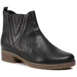 Gabor 32.726.17 wide fit ankle boot women - black