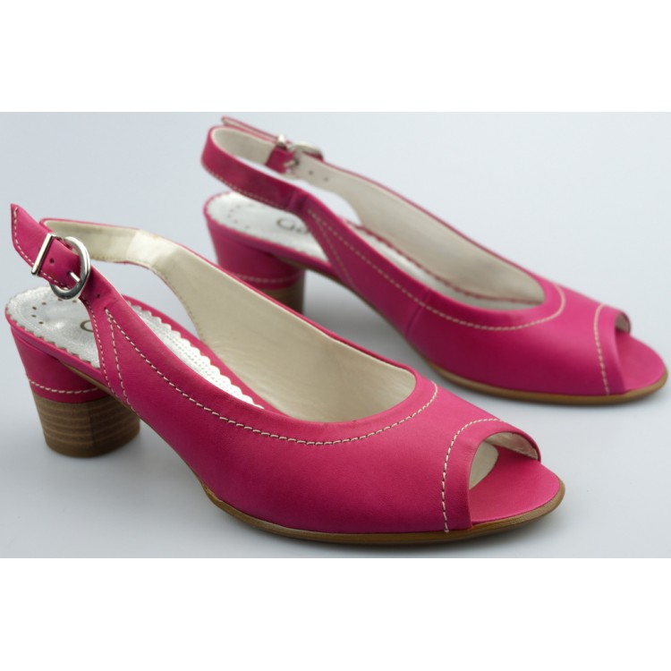 Gabor 06.570.29 tropic violet pink leather 29fab80792