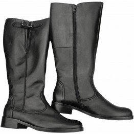 Gabor boots 12.798.57 black calfs leather vario WIDE LEG