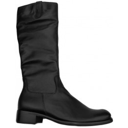 Gabor boots 51.638.27 black leather