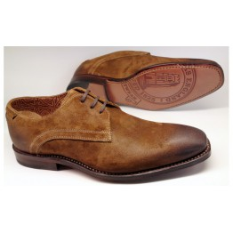 Clarks CRAFTING LIFE GOODYEAR WELTED walnut suede