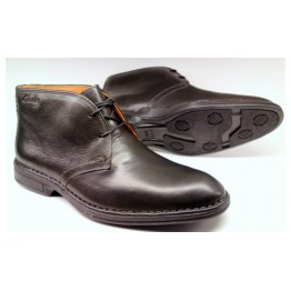 Clarks DAILY CRAFT black leather men's boot