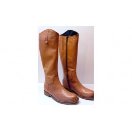 Clarks boots LOCAL PAPER tan leather