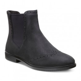 Ecco ankle boot 261613-02001 TOUCH 15 black leather