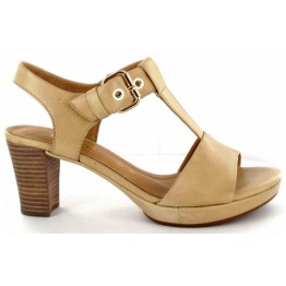 Gabor sandals 82.394.34 gold beige leather f87b09d1f0