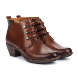 Pikolinos 902-8746 Women Ankle Boots - Brown